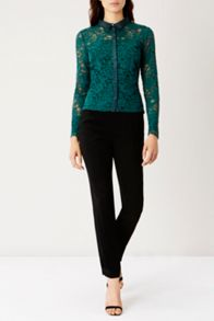 Coast Lavina Lace Shirt