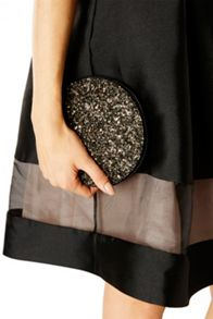 Coast Basel Glitter Fold Away Bag