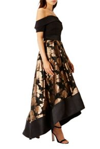 Coast Gold Flower Rhian Skirt