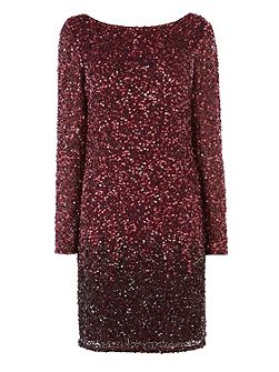 Lydie Sequin Dress