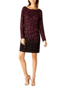 Coast Lydie Sequin Dress