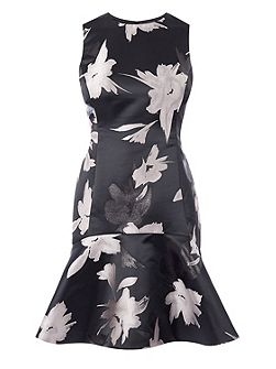 Burford Jacquard Beatrix Dress