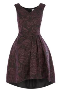 Coast Monnisha Jacquard Dress