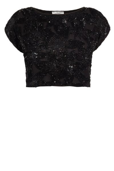 Coast Clarke Sequin Top