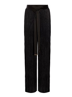 Pleated Morris Trouser