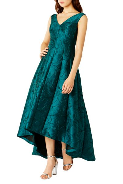 Coast Alloway Jacquard Dress