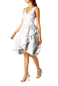 Coast Reese Jacquard Dress