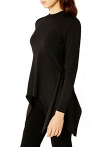 Coast Martina Draped Knit Top