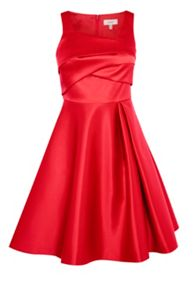Coast Amore Satin Dress