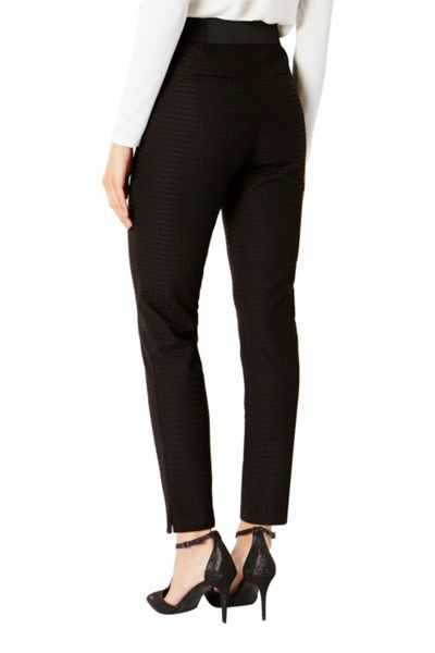 Coast Konak Textured Trousers