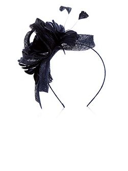 Amelie Flower Fascinator