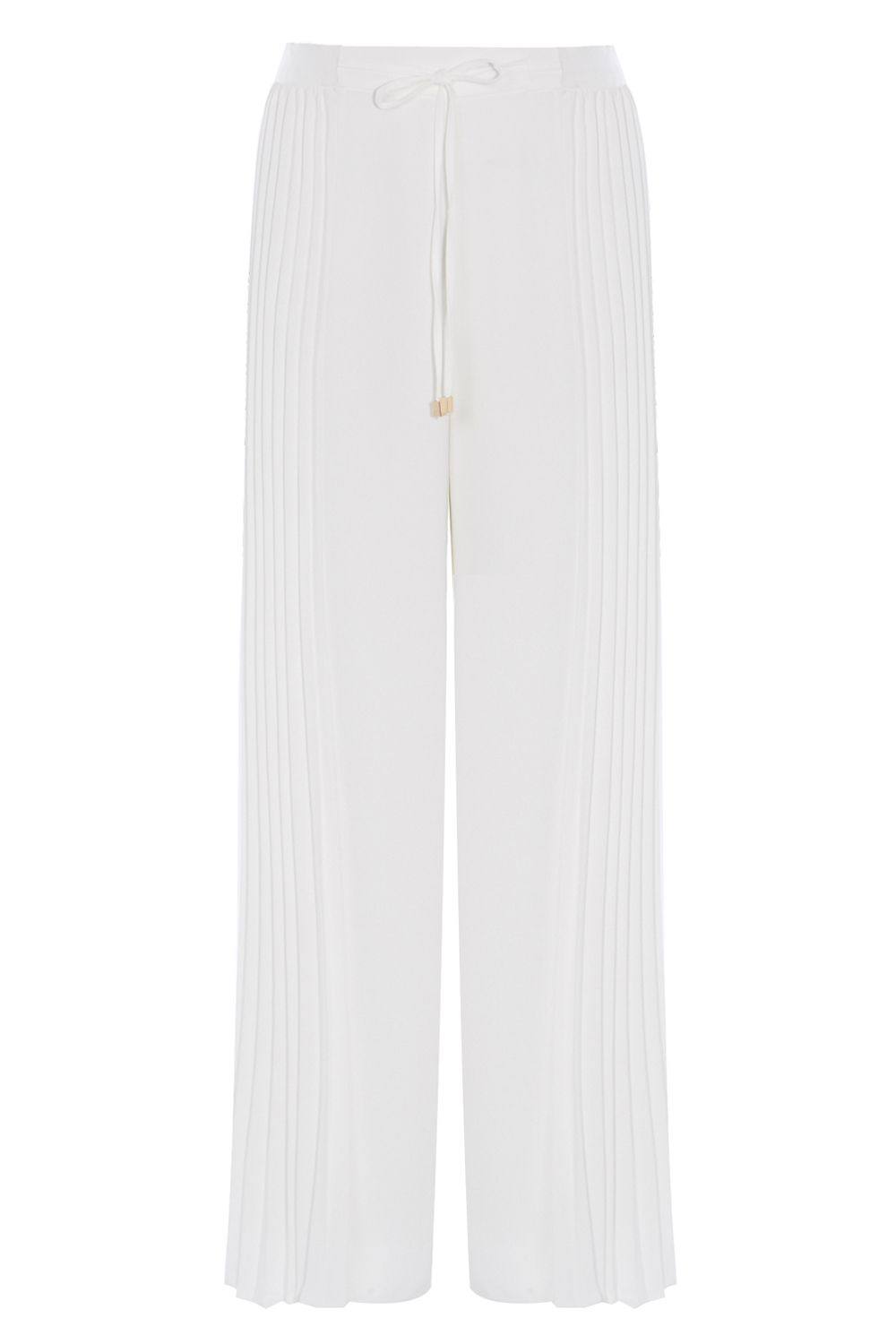 Coast Coast Morocco Pleated Trousers, Ivory