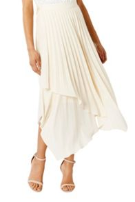 Coast Catania Pleated Skirt