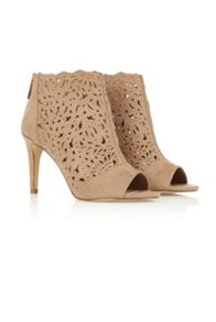 Coast Lizeth Laser Cut Shoes