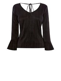 Kiah Pleated Top