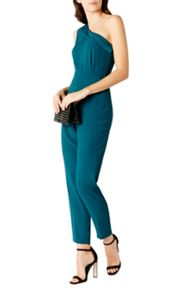 Coast Lottie One Shoulder Jumpsuit