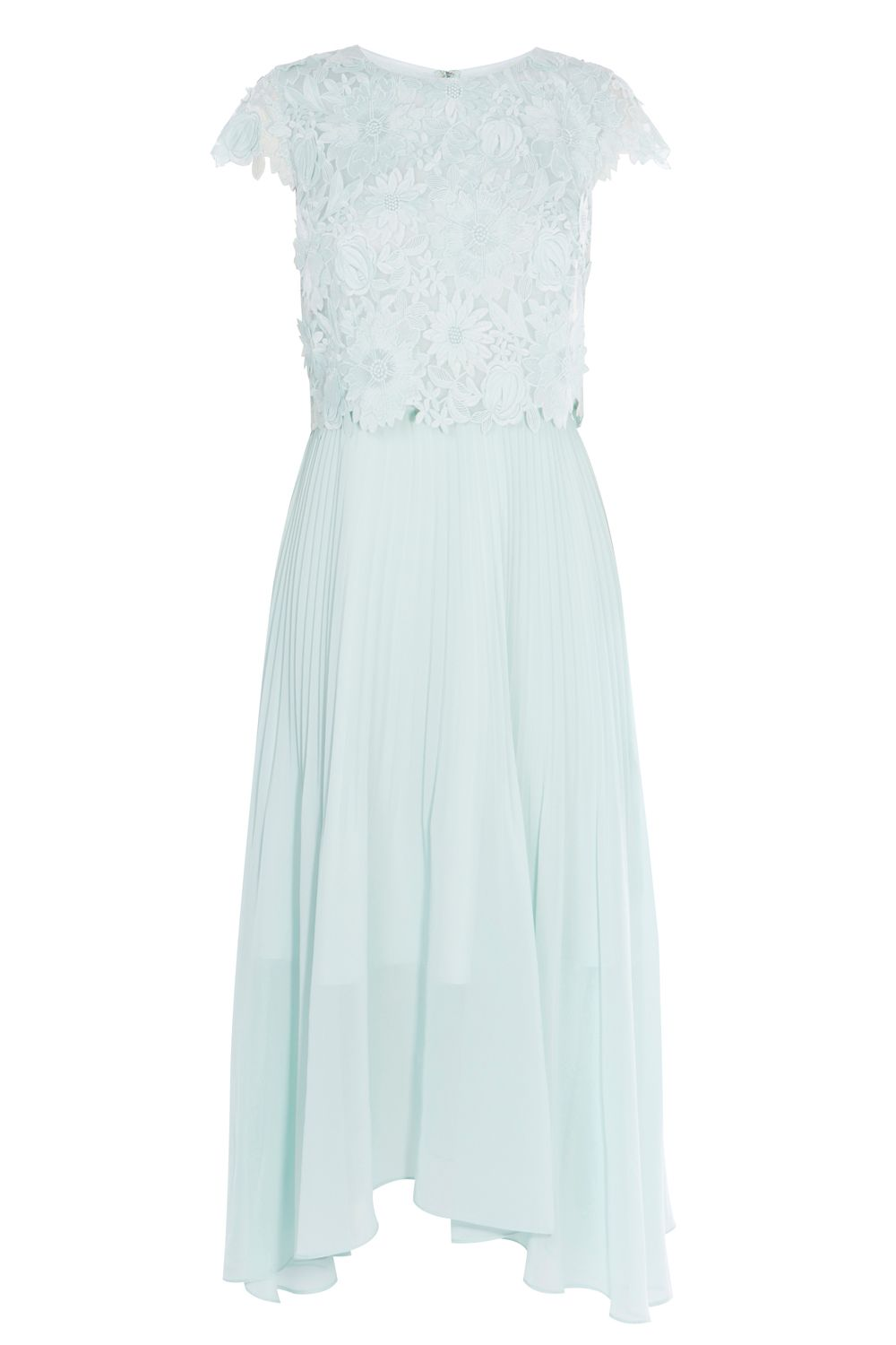 Coast Coast Darianna Dress, Mint