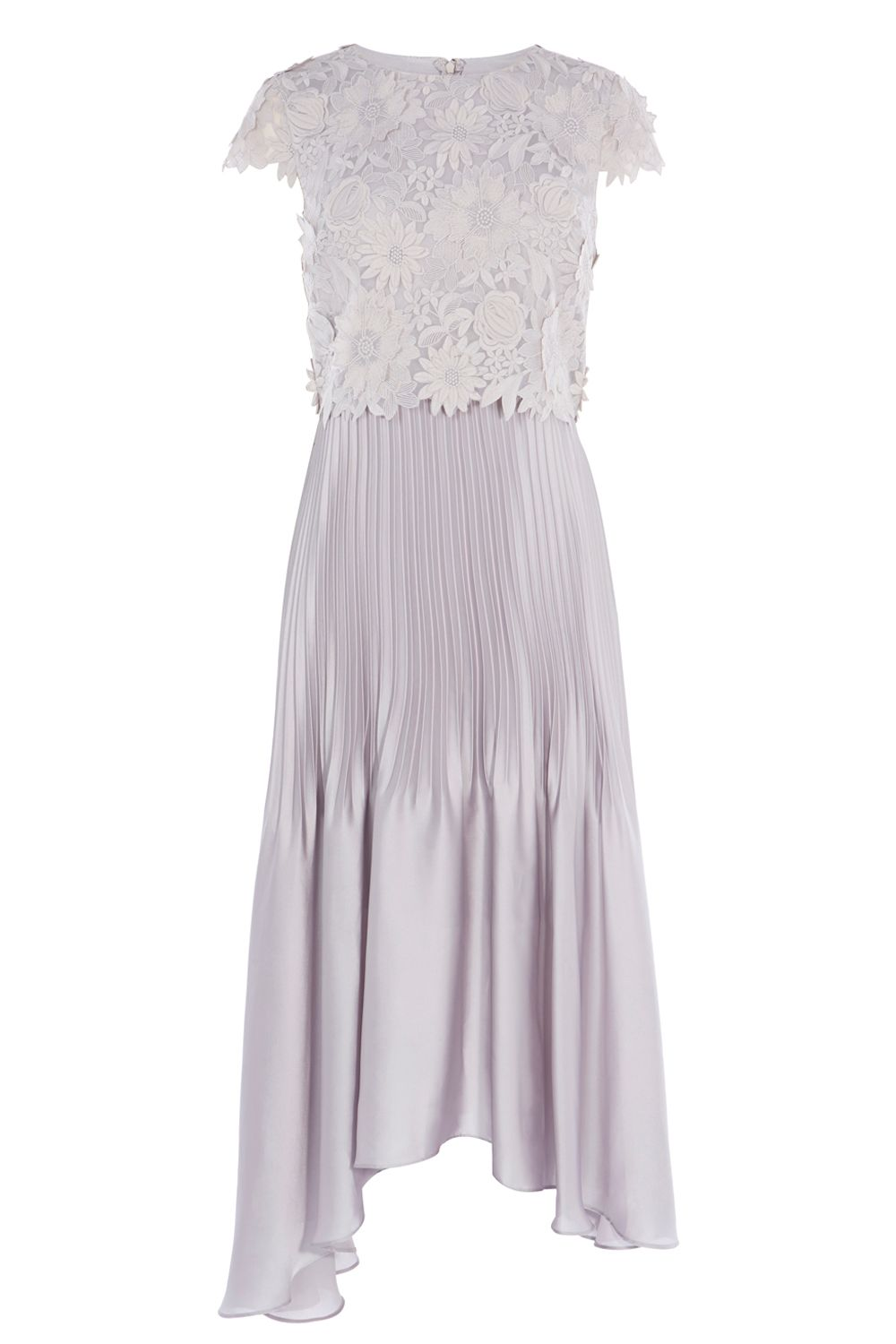 Vintage Inspired Cocktail Dresses, Party Dresses Coast Darianna Dress Silver £149.00 AT vintagedancer.com