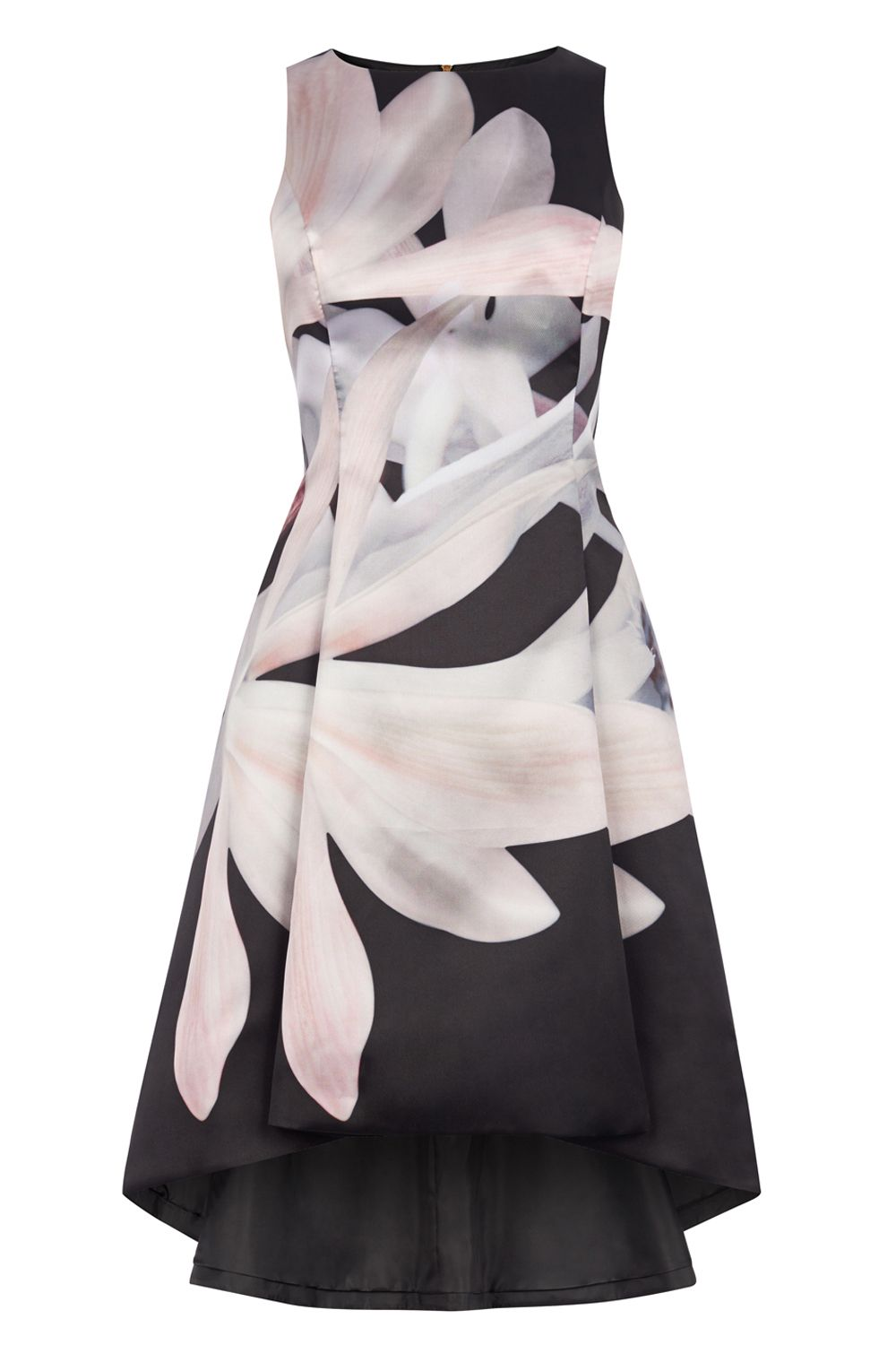 Coast Coast Rosaria Print Dress, Black/White