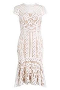 Coast Dee Dee Lace Dress