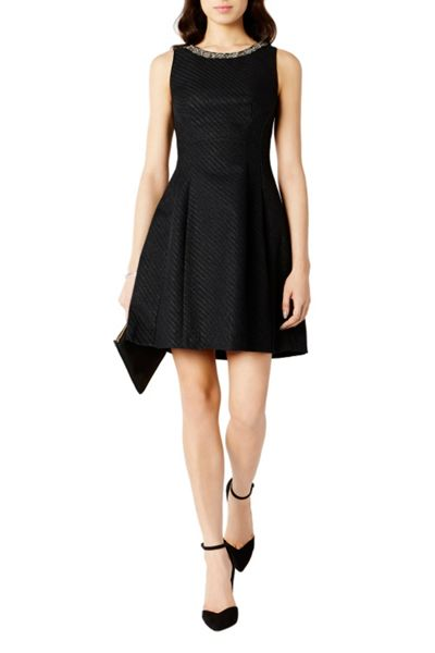 Coast Betsie Trim Dress