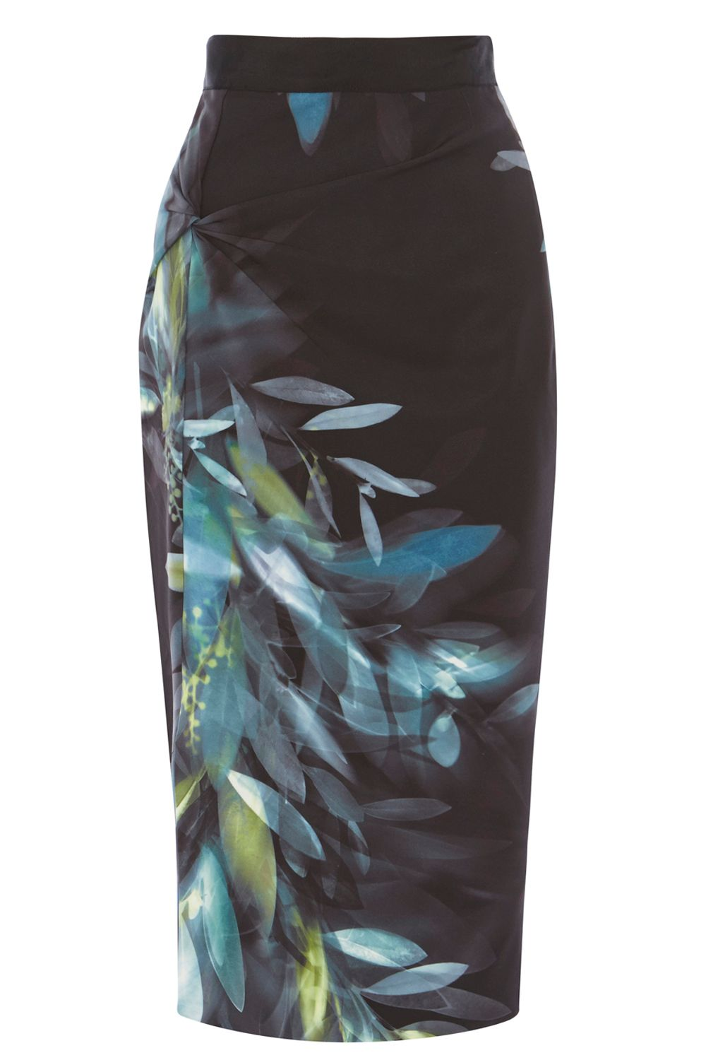 Coast Coast Morselli Printed Pencil Skirt, Multi-Coloured