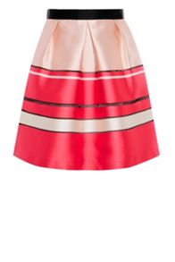 Coast Bayshore Stripe Skirt