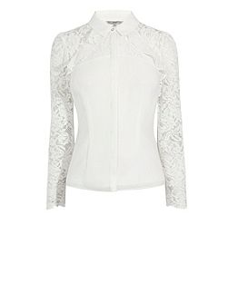 Syrina Lace Blouse