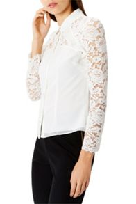 Coast Syrina Lace Blouse