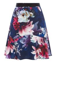 Coast Dayna Print Skirt