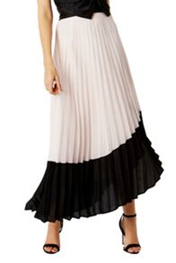 Coast Lotus Pleated Skirt