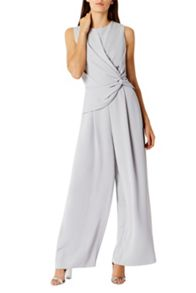 Coast Mimi Twist Front Jumpsuit