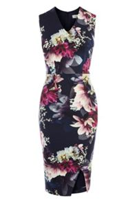 Coast Penelope Floral Shift Dress