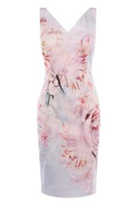 Coast Eyzizi Floral Shift Dress