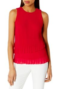 Coast Rhiona Pleated Top