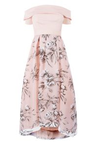 Coast Yaya Bardot Maxi Dress