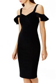 Coast Jemmy Bardot Shift Dress