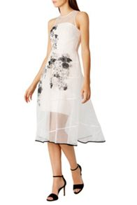 Coast Hally Artwork Dress