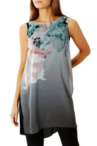 Coast Varos Print Tunic Top