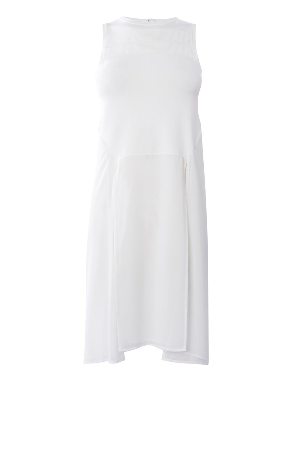 Coast Kylie Longline Knit, White