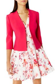 Coast Deandra Short Peplum Jacket
