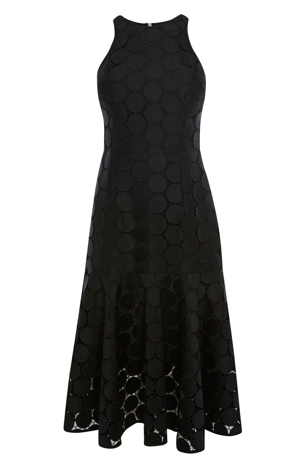 Coast Chelsea Lace Dress, Black