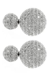 Coast Anouska Sparkle Ball Earrings