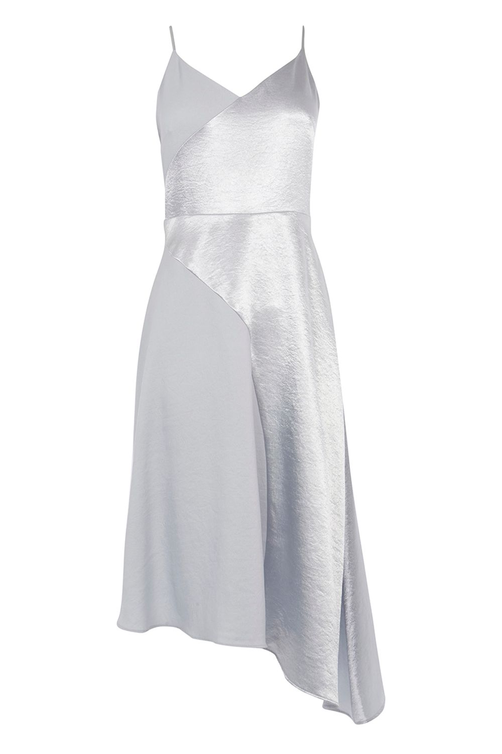 Coast Celmmie Cami Dress, Silver