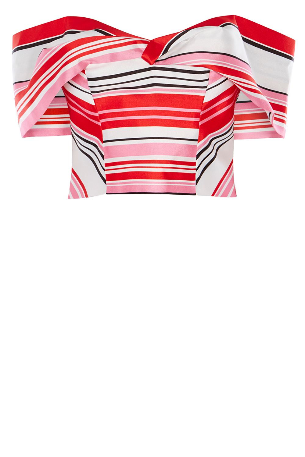 Coast Milo Bardot Top, Multi-Coloured