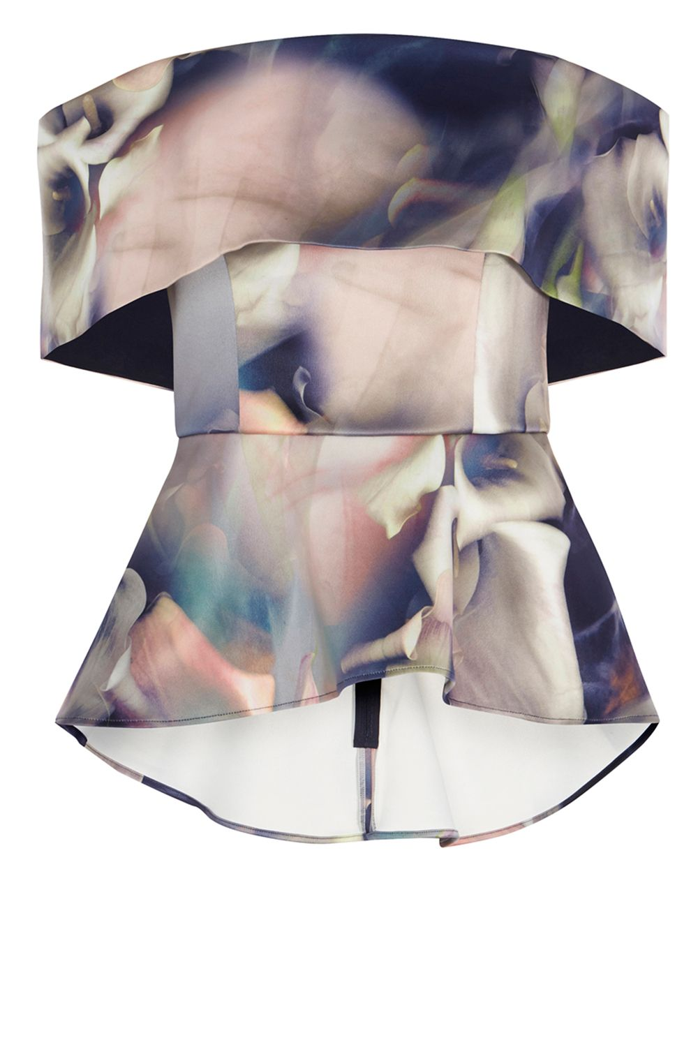 Coast Selenis Bardot Top, Multi-Coloured