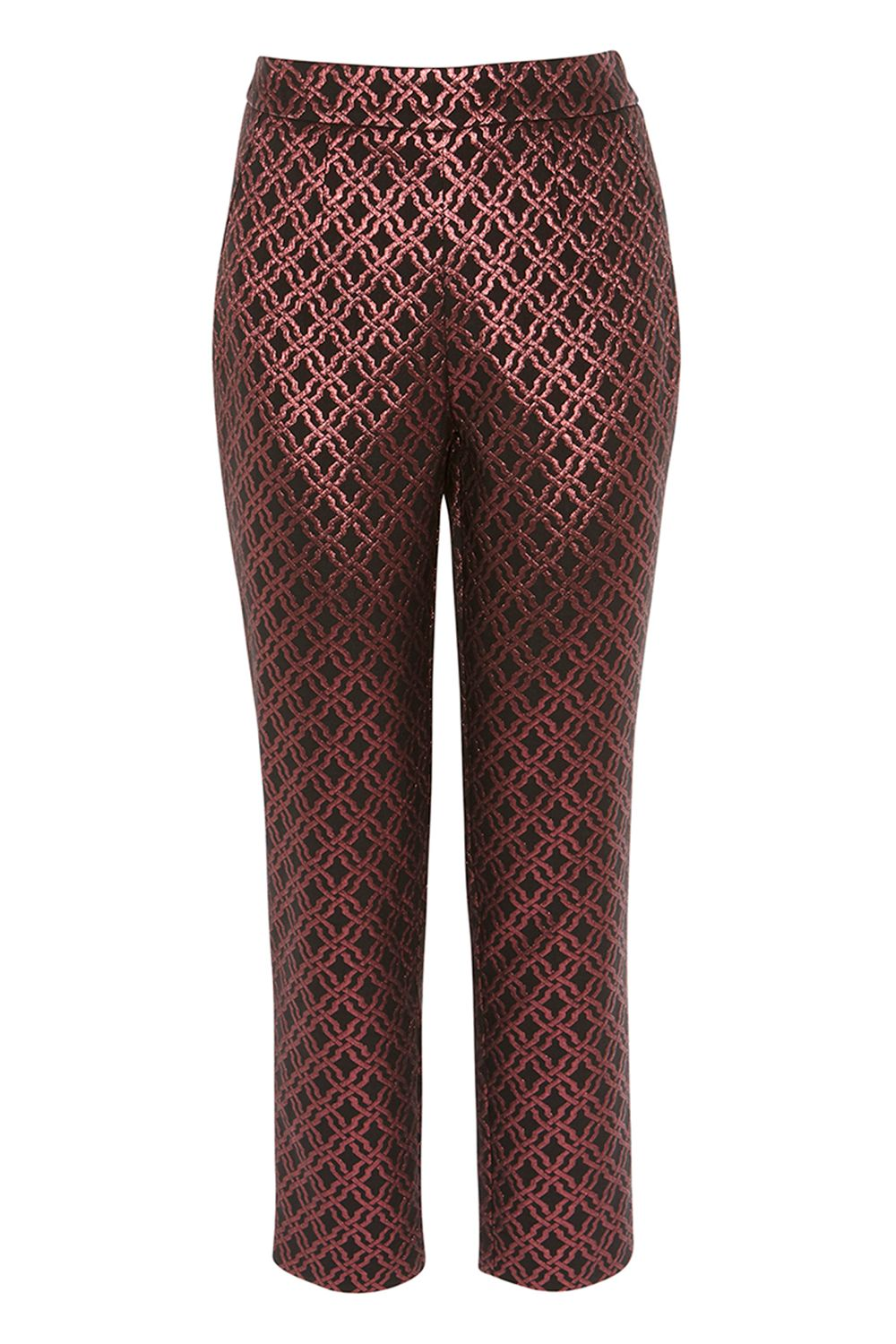 Coast Eve Jacquard Trouser, Multi-Coloured