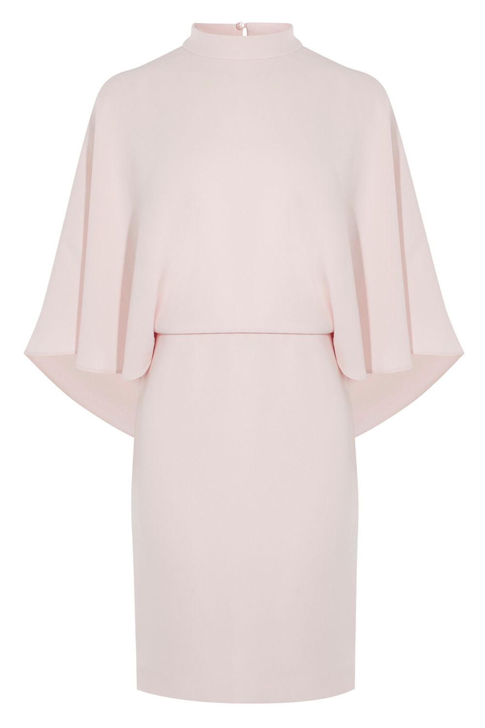 Coast Blake Crepe Dress, Pink