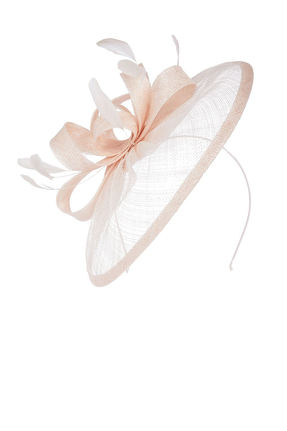 Coast Amedee Fascinator, Pink