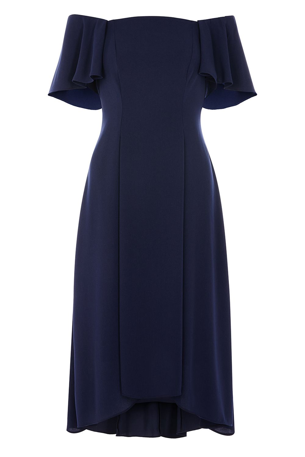 Coast Betty Midi Dress, Blue